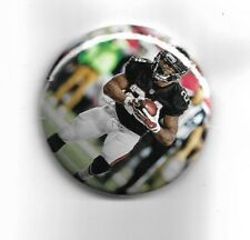 "Devonta Freeman Atlanta Falcons 2 1/4"" Football Button"