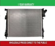 FITS NISSAN PRIMASTAR / VAUXHALL VIVARO / RENAULT TRAFIC 2006-ON MANUAL RADIATOR