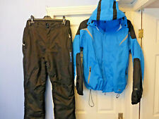 TRESPASS SKIING JACKET AND CAMPRI TROUSER SET FOR SNOWBAORDING WINTER