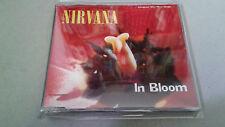 """NIRVANA """"IN BLOOM"""" CD SINGLE 3 TRACKS COMO NUEVO"""