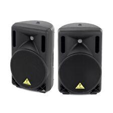 BEHRINGER EUROLIVE B210D coppia casse speaker diffusori amplificati live