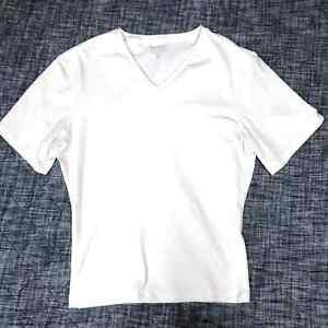 Spanx XXL Compression Shirt - White