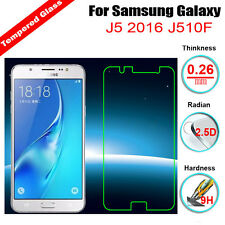 9H Tempered Glass Screen Protector Cover For Samsung Galaxy J1 J2 J3 J5 J7 2016