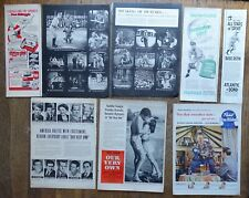 Vintage Ads: Dom DiMaggio Gillette,Bobby Shantz Mennen,Tommy Henrich Pabst,etc