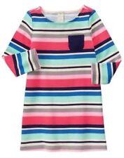 NWT Gymboree Mix n Match Striped Dress 6 9 12