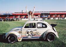 Herbie Fully Loaded Lindsay Lohan POSTER