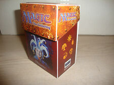 USED EX 1x  Jester's Cap Force of Nature 5th Magic Ultra Pro Deck Box MTG 1997