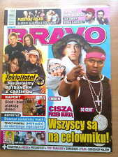 BRAVO 22/05 EMINEM,50 Cent,Tokio Hotel,Gwen Stefani,Tatu,Harry Potter,The Rasmus