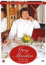 Guy Martin Portrait Of A Grand Chef (DVD)