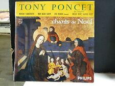 TONY PONCET Chants de Noël , Minuit! Chrétiens 432433