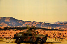 *** RETIRED ***  Build-a-Rama 1:32 Deluxe Desert Color Back Drop