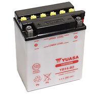Batterie Moto Yuasa YB14-B2 12v 14h