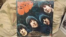 THE BEATLES RUBBER SOUL GERMAN 'DMM' LP  SEALED! RARE FIND!