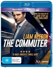 The Commuter (Blu-ray, 2018)