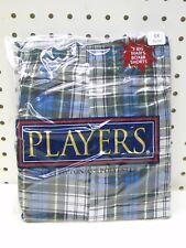 2 pr Big Men/'s Players Print Boxer Shorts 8X 70-72