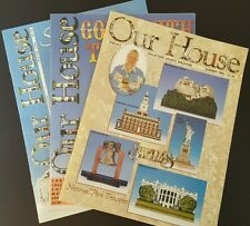 Shelia's Our House Collectors Society Magazine Catalog 1998 Spring Summer Winter
