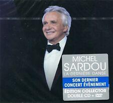 Michel Sardou : La dernière danse (2 CD + DVD)