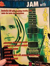 Joe Satriani Jam With Series Tab Book