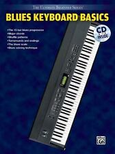 Ultimate Beginner Blues Keyboard Basics: Steps One & Two, Book & CD (The Ultimat