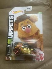 *New* 2021 Hot Wheels Disney The Muppets Fozzie Bear - Cool-One
