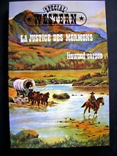 Special Western N°192 Collection Le Masque /Justice Des Mormons / Linwood carson