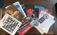 Lot Of Vintage Lionel Train Catalogs Magazines 1983-1992