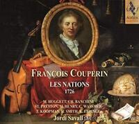 François Couperin: Les Nations 1726 - Jordi Savall Ton Koopman Chia (NEW 2xSACD)