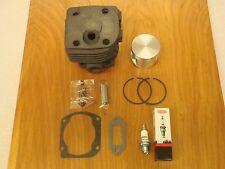 NWP Big Bore Nikasil cylinder piston kit for Husqvarna 371 371XP 372 372XP 52mm