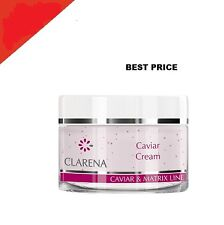 CLARENA CAVIAR CREAM with PEARL PROFESSIONAL CARE OF MATURE AND SENSITIVE SKIN