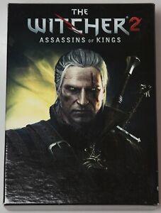 The Witcher 2 Assassins of Kings Box-Set PC Spiel - Sehr guter Zustand