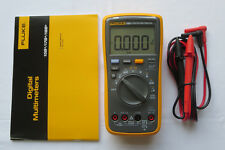 New!!  FLUKE Digital Multimeter F18B+ LED Tester 18B+ Voltmeter replace F18B