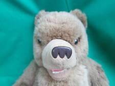 BIG TALKING PLUSH MAURICE SENDAK'S LITTLE BEAR PLUSH TEDDY ANIMAL TV SHOW