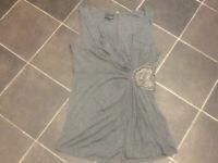 NEW Ladies NEXT Sleeveless Tunic Top , size 12 UK