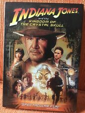 Indiana Jones and the Kingdom of the Crystal Skull [Dvd] New!