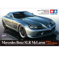Tamiya 24317 Mercedes-Benz SLR McLaren 722 Edition 1/24