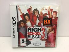 HIGH SCHOOL MUSICAL 3 NINTENDO DS DSi 3DS NEW 3DS XL ORIGINALE NUOVO ITALIANO