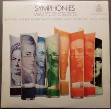 Vinyle 33T Symphonies Waldo de los rios 2903 001
