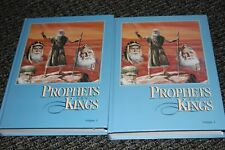 2 vols Patriarch and Prophets Ellen White NEW great art