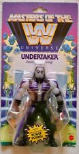 New ListingMattel Masters of the Wwe Universe - The Undertaker - Wave 3