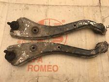 Alfa Romeo 33 front suspension arms left right 60501401 60501402