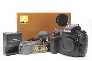Nikon D810 36.3MP Digital SLR Camera (Body Only) - Black ***32,240 shots***