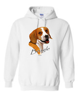 hooded Pullover Sweatshirt Hoodie Nature Dog Breed Beagle Pet Lover
