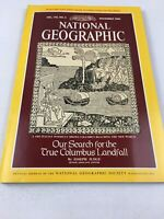 November 1986 National Geographic Vol 170 - No 5 Vintage Magazine