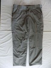 Gray 511 5.11 Tactical Series 74369 Stryke Cargo Range Pants 40 x 32 Meas. 31