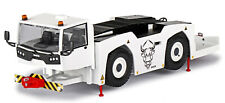 """Conrad 5518/0 Goldhofer Airport tug vehicle """"Bison"""" in 1:50 scale"""