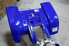 NEW factory OEM 1987-2006 Yamaha Banshee fenders plastic body BLUE rear only