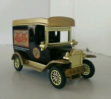 Golden Wheel Pepsi Delivery Truck Diecast 1:64 'Pepsi 5 Cents'
