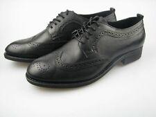 Chaussures plates et ballerines noires en cuir pour femme pointure 37