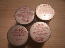 NSI ACRYLIC NAIL POWDER 4 x 7 gram Radiant Pink-Totally Clear- White- Rose Blush