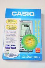 Casio ClassPad 330-A in box Mathematics Educational Tool Class Pad Maths School